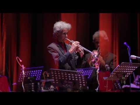Di bawah sinar bulan Purnama by Eric Awuy feat Iswara Giovani | Trumpet & Piano Duet