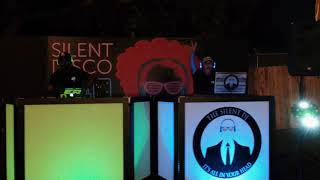 The Silent DJ rocks the LA County Fair