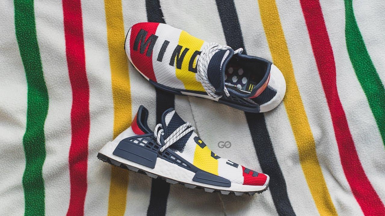 buy online 2c6de 9ca3f Billionaire Boys Club x Adidas Hu NMD