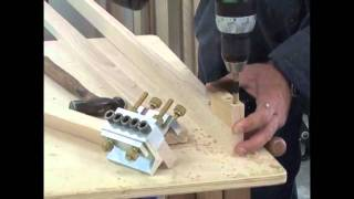 Homemade Dowel Jig