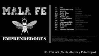 MALA FE EMPRENDEDORES // Vol. 1