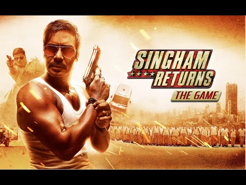singham returns the game android walkthrough youtube