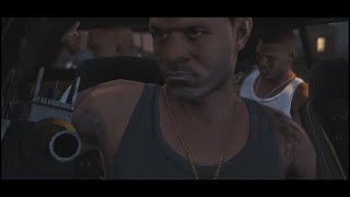 GTA V PC - CGF and Carson Avenue Families War