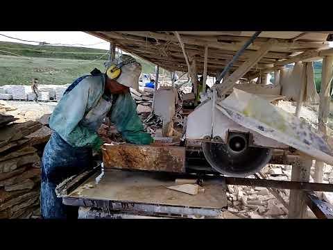 База по обработке облицовочного камня