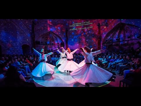 Whirling Dervishes Live Show & Exhibition - Video