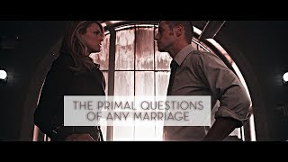 Barbara Kean & Jim Gordon || the primal questions of any marriage