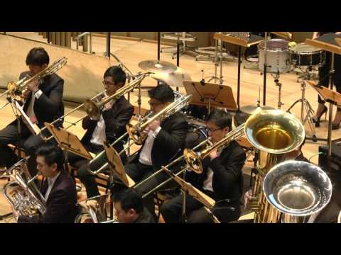 """The Philharmonic Winds in Concert - """"Fun With Music"""" 2014 - Full Concert"""