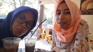 Fina & Nabila - TRIP TO SURABAYA