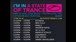 deadmau5 a state of trance 750 miami 20 03 2016 ultra music festival 2016