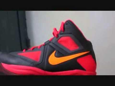 blanco Controversia Pigmento  Nike Zoom Born Ready Review (Red & Black) - YouTube
