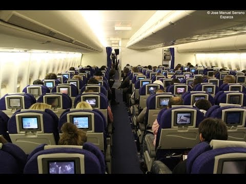 LOS ANGELES-LONDON-ZURICH | BRITISH AIRWAYS | B747 & A319 | ECONOMY CLASS