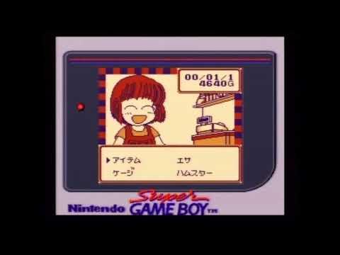 ゲーム機種:ゲームボーイ(Game Boy) ゲームソフト:ハムスター倶楽部 メーカー:ジョルダン 年式:1999年 ジャンル:育成.