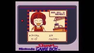 ゲーム機種:ゲームボーイ(Game Boy) ゲームソフト:ハムスター倶楽部 ...