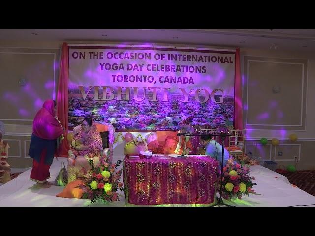 Canada Samagam - June 2018