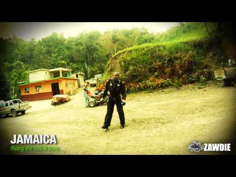 SPECIAL FEATURE: RIDING IN THE HILLS OF JAMAICA