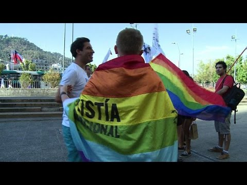 Chile Approves Same-sex Civil Unions