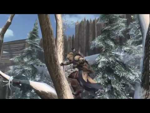 My Assassin's Creed III E3 Gameplay Reaction