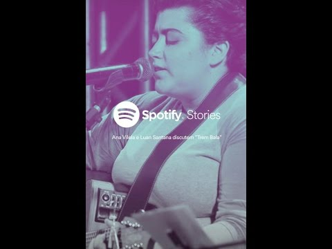 Luan Santana e Ana Vilela - Spotify Brasil 1205