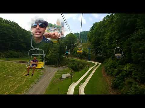 America Cable Car Smokey Mountain | America bhraman Tennessee