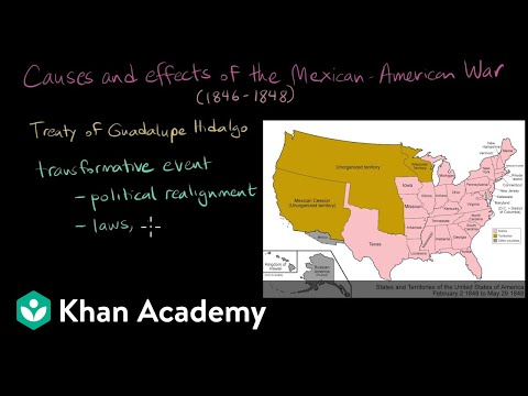 The Mexican-American War | AP US History | Khan Academy