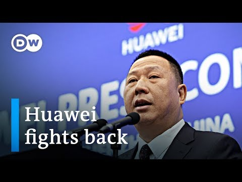 Huawei files legal motion against US government over products ban | DW News