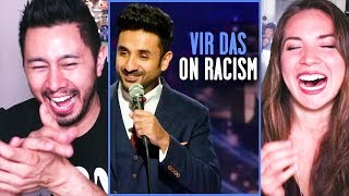 VIR DAS  Indians are Racist-ish  Stand-Up Comedy  Reaction  Jaby Koay amp Miriam Macip