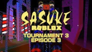 SASUKE Roblox Turnier 3, Folge 3 (FINALE)