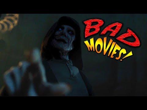 The Bye Bye Man - BAD MOVIES!