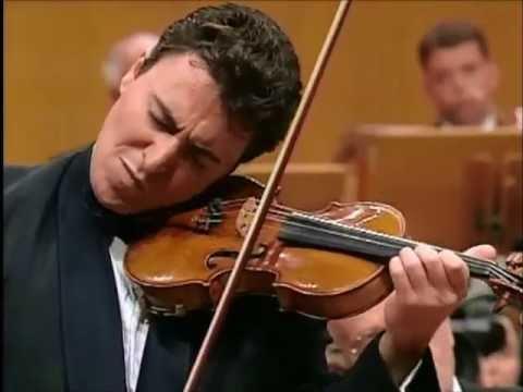 Maxim Vengerov - Jean Sibelius - Violin Concerto in D minor, Op. 47