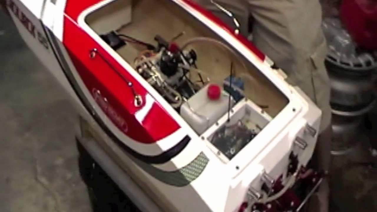 Pro boat blackjack 55 rc boat