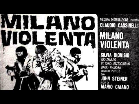 (Italy 1976) Pulsar Music Ltd. - Milano Violenta