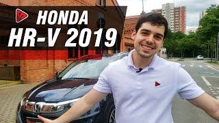 Фото с обложки Honda Hr-V 2019 Exl -  Avaliação  | Top Speed