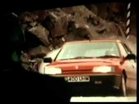 Renault 21 TV advert