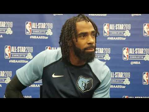 Mike Conley Jr on 2011 win over Spurs, how Marc Gasol helps Raptors