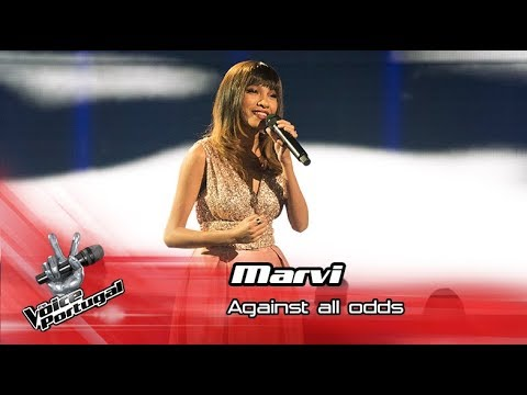 """Marvi - """"Against all odds""""  Final  The Voice Portugal"""