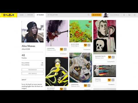 Dauble Collector | For Art Collectors and Enthusiasts