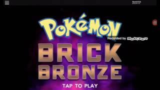 Pokemon brick bronze ep1