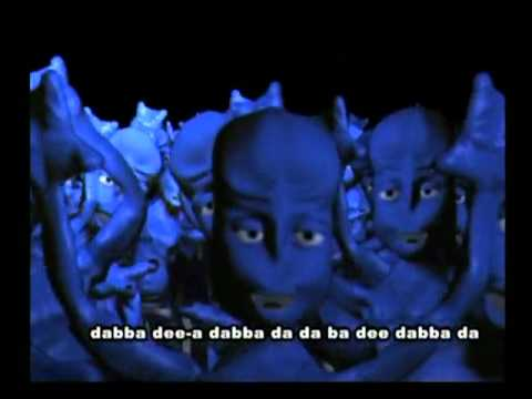 Eiffel 65 (I'm Blue Da Ba Dee) Original Video with Lyrics