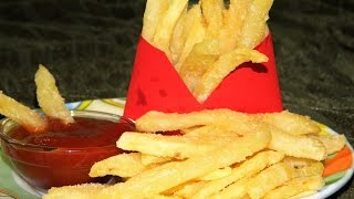 Crispy & Instant French Fries (Mc Donald