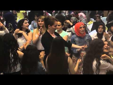Bulancak Kız Meslek Lisesi 2014 mezuniyet töreninden eğlence