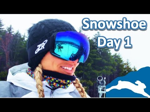 SNOWSHOE MOUNTAIN SKI TRIP | DAY 1