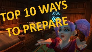 Top 10 Ways to Prepare for Classic WoW - RIGHT NOW!