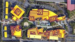 Google Project Sunroof shows 79 percent of US homes have huge solar potential   TomoNews