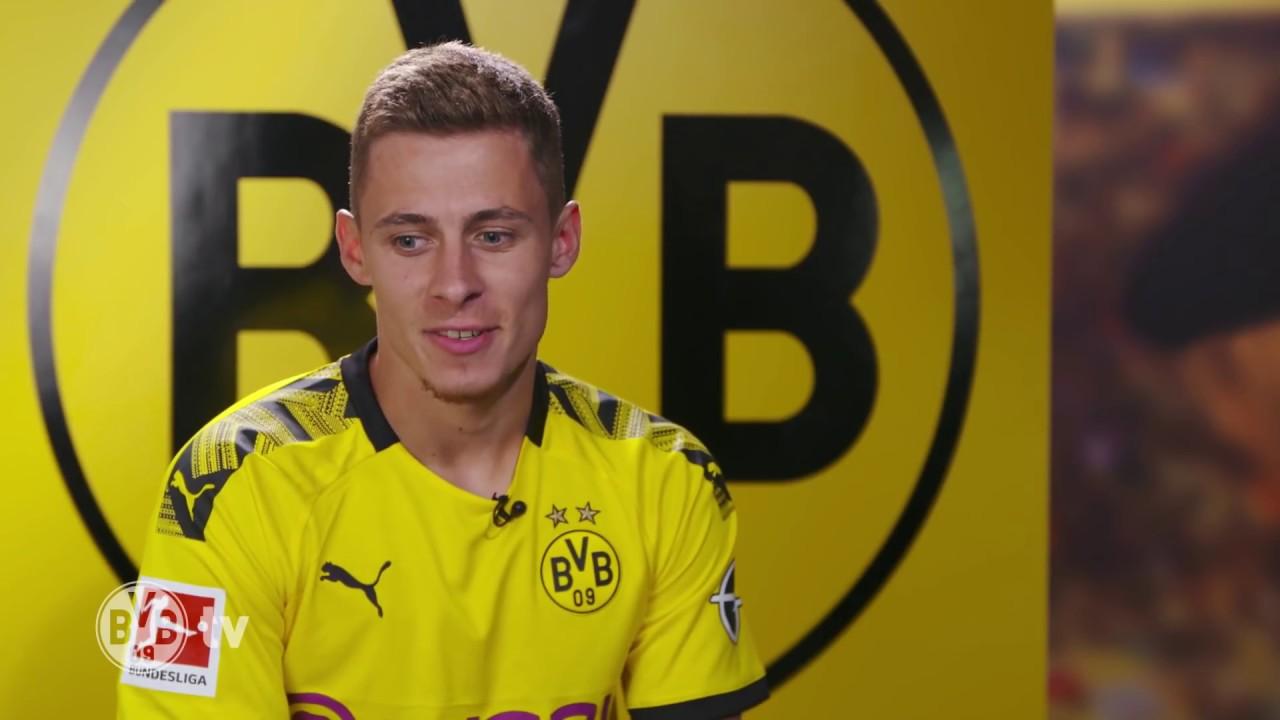 Borussia Dortmund verpflichtet Thorgan Hazard