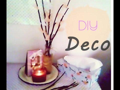 Decoracion floral con ramas secas diy youtube for Decoracion con ramas secas