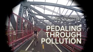 Pedaling Through Pollution