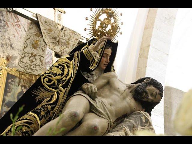 Recorrido procesional Nuestra Madre 2017- Semana Santa Zamora