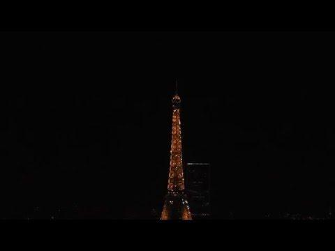 Nikon Coolpix P900 83X Optical Zoom : Eiffel Tower Paris France