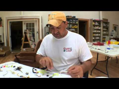 Glassic Lures beats lead problem with glass fishing lures