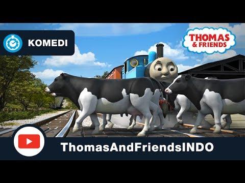 Kereta Thomas & Friends Indonesia: Hewan di Peternakan dan Alam Liar